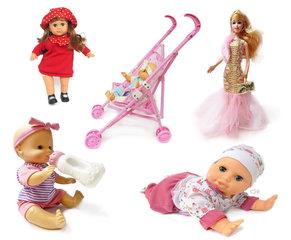 Speelgoed Poppen - speelfiguren