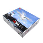 Drone met live camera Syma X5SW quadcopter - wit