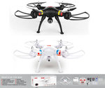 Syma X8C met 720p HD camera Drone - wit