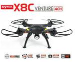 Syma X8C met 720p HD camera Drone | Black Venture -zwart