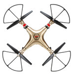 Syma X8HW drone met HD 720p live camera + hover mode quadcopter
