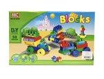Blokjes speelgoed set 58 stuks |Blocks