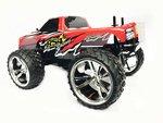 RC Monster truck car radiografisch bestuurbaar  auto schaal 1:10 (aktie)