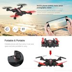 Syma X56W FPV Live Camera Drone |Opvouwbaar quadcopter |wit
