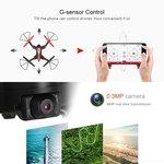 Syma X56W Opvouwbaar drone | Folding Wizard  | FPV HD live camera 2.4GHZ