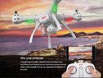 SYMA X8PRO met GPS + terug keer functie - HD live FPV Draaibaar Camera Drone -x8 pro