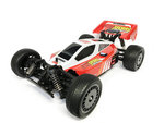 Rc Drift Sports - race auto - Buggy 2.4Ghz 4WD 1:10 40km -Rood