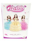 Little Princess - Speelgoed prinsesje pop met lichtjes en muziek (dansen) - Roze