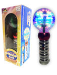 Spinning LED Magic Spinner Ball