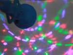 Prinsessenstaf met muziek en lichtjes -Princess Flash Music Stick Blauw