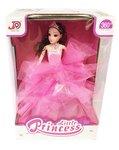 Little Princess Roze + Dancing Prinsesje Angel Girl met muziek en 3D-lichtjes  | incl. Batterij