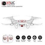 SMYA X5UC HD CAMERA DRONE -QUADCOPTER +Hover mode