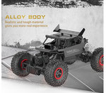 BS RC 2.4GHz Monster 4WD METAL CRAWLER 1:18 |rc auto Gold