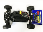BS Rc Drift Sports - race auto - Buggy 2.4Ghz 4WD 1:10 40km -Rood