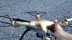 Syma X8HW Drone - FPV Live HD Camera 2.4GHZ +Hovermode systeem quadcopter