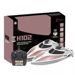RC Boot H102- High Speed racing boot 2.4GHZ - SPEED 33KM