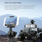 Militaire Rc Truck - Wifi live camera - App control  (IOS&Android) 2.4GHZ