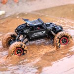 BS RC 2.4GHz Monster 4WD METAL CRAWLER 1:18 |rc auto black