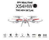 Syma X54HW drone fpv live camera met altitude mode_
