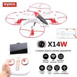 SYMA X14W drone met 720P FPV live camera - Android en IOS smartphone 2.4ghz_
