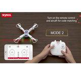 Syma X15W drone FPV  Live Camera - app control -blauw_