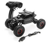 RC 2.4GHz Monster 4WD METAL CRAWLER 1:18 |rc auto Gold_