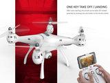 SYMA X8PRO met GPS + terug keer functie - HD live FPV Draaibaar Camera Drone -x8 pro_