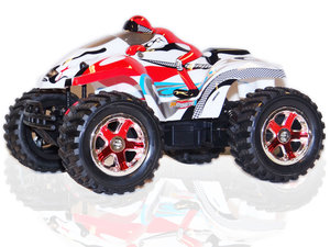 Monster Truck -RC Crazy Speed 1 Car 1:14