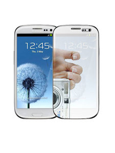 Screen protector Mirror S3 |glas beschermer Galaxy S3