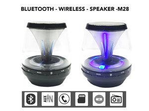 Wireless Bluetooth Mini Speaker |Draagbaar&Oplaadbaar -zwart