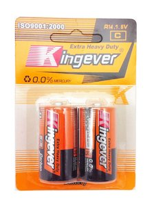 KINGEVER-C R14 1.5V