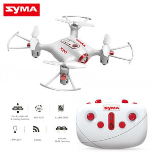 Syma X20 Pocket Mini Quadcopter drone + hovermode