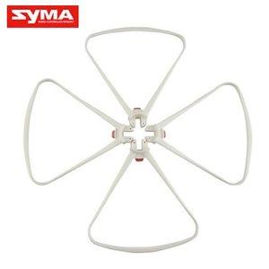 Syma X8SW/X8SC/X8 pro rotor beschermers set 4 stuks(X8SW-Protective-Gear)