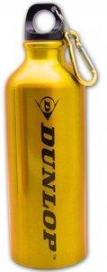 Sportfles 500ml aluminium Dunlop drinkfles -goud