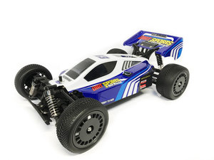 Rc Drift Sports - race auto - Buggy 2.4Ghz 4WD 1:10 40km -Blauw