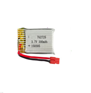 Syma X21W accu 3.7v 380mAh