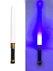 ninja zwaard met led multi- color speelgoed zwaard
