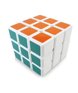 Breinbreker kubus 3x3x3 - Cube 5.6 CM