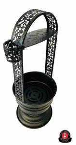 Amy Deluxe - kolen drager - zwart