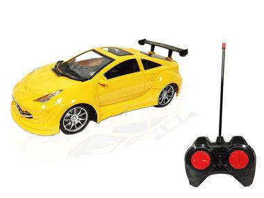 RC RACE MODEL AUTO - RADIOGRAFISCH BESTUURBAAR RACE AUTO -EMULATION CAR 1:16
