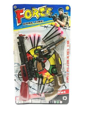 Force Battle speelgoed Geweren set
