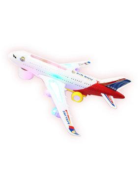 Airbus speelgoed vliegtuig Airbus 380 32CM