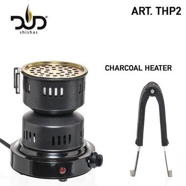 DUD Kolenbrander - Charcoal Burner Heater 1000W -waterpijp kolen brander