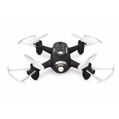 Syma X22 mini quadcopter / Drone - Hovermode - One key take off/landing - zwart
