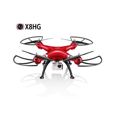 Syma X8HG 1080p 8 megapixel camera + barometer drone