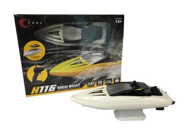 Rc mini Boat H116 - Radiografisch bestuurbaar boot 2.4GHZ - 1:47